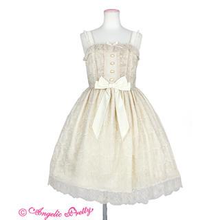 アンジェリックプリティー(Angelic Pretty)のAngelic Pretty  アンティークドールジャンパースカート (ひざ丈ワンピース)