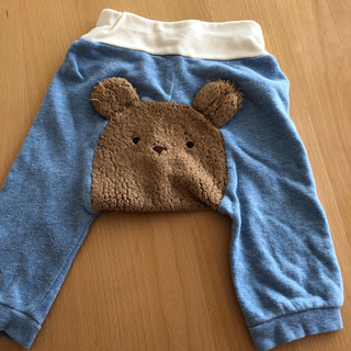 petit main - パンツ ズボン 80
