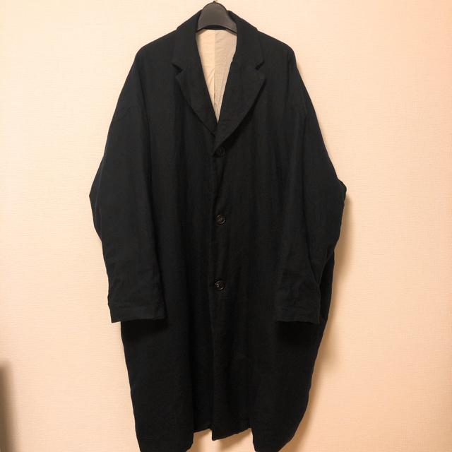 Paul Harnden(ポールハーデン)の【デンツ様専用】CASEY CASEY 20aw BLOBBY COAT メンズのジャケット/アウター(チェスターコート)の商品写真