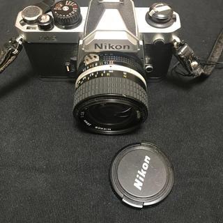 Nikon - Nikon FM2 フィルムカメラ 28mm 2.8 レンズ