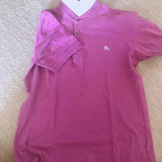 バーバリーブラックレーベル(BURBERRY BLACK LABEL)のBURBERRY メンズ ポロシャツ サイズM(ポロシャツ)