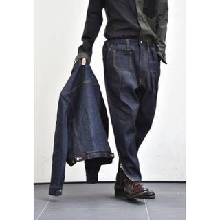 コモリ(COMOLI)のEESETT&Co primary jeans(デニム/ジーンズ)