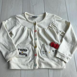 futafuta - フタフタ キティちゃん カーディガン  110
