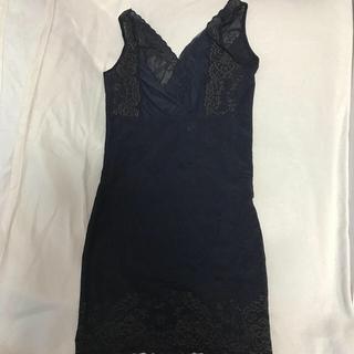 シャンデール インナードレス Mサイズ ブラック