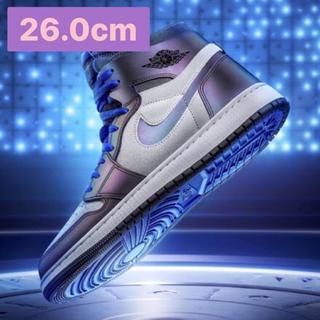 "NIKE - NIKE AIR JORDAN 1 ZOOM ""Esports"" 26.0cm"