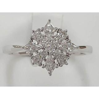 リング 指輪 ダイヤ ダイヤモンド K18(リング(指輪))