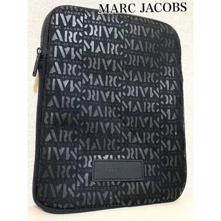 マークバイマークジェイコブス(MARC BY MARC JACOBS)のMARC BY MARC JACOBS ☆ 新品未使用 PC ケース ロゴ(クラッチバッグ)