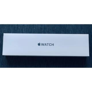 アップルウォッチ(Apple Watch)の新品・未開封 Apple Watch SE / GPS + cellular(腕時計(デジタル))