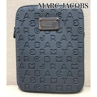 マークバイマークジェイコブス(MARC BY MARC JACOBS)のMARC BY MARC JACOBS ☆ 新品未使用 PC ケース グレー(クラッチバッグ)