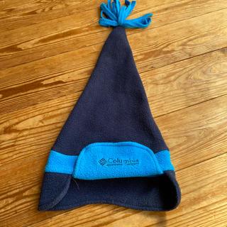 コロンビア(Columbia)のコロンビア ニット帽子 ユース S/M(帽子)
