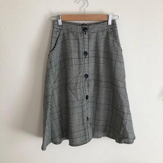 ローリーズファーム(LOWRYS FARM)のローリーズファーム ロングスカート フレアスカート(ひざ丈スカート)