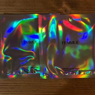 Cosme Kitchen - ファミュ ドリームグロウフェイスマスクRR[透明感・キメ]  30ml×2枚