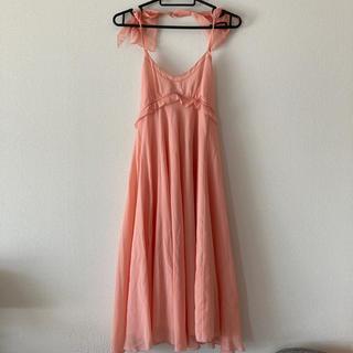 ジルスチュアート(JILLSTUART)のジルシュチュアートのドレス(ミディアムドレス)