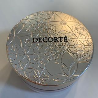コスメデコルテ(COSME DECORTE)の【COSME DECORTE】フェイスパウダー 80(フェイスパウダー)