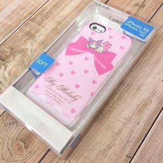 サンリオ(サンリオ)のiPhone5 /5S / SE 兼用 マイメロ SAN575B(iPhoneケース)