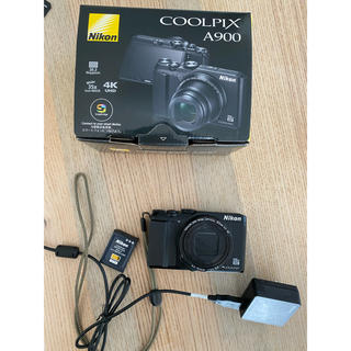 Nikon - Nikon coolpixa900