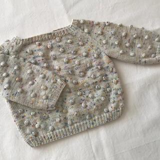 Caramel baby&child  - misha and puff confetti セーター 18〜24m