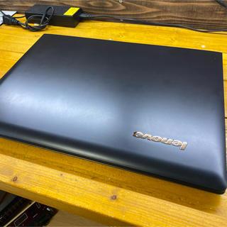 Lenovo - 【ジャンク】lenovoノートパソコンG50