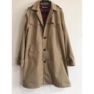 シュプリーム(Supreme)のsupreme d-ring trench coat(トレンチコート)