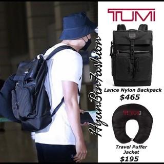 トゥミ(TUMI)のTUMI バックパック ヒョンビン愛用 正規品(バッグパック/リュック)