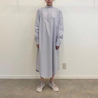 EDIT.FOR LULU - baserange HOMS SHIRT DRESS XSサイズ