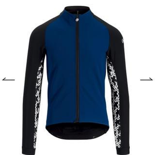 アソス ミレGT ウインタージャケット Lサイズ ブルー(ウエア)
