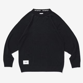 W)taps - wtaps 20aw  DECK SWEATER WOOL XL