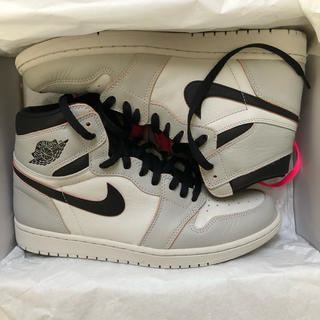 NIKE - SB AJ1Retro High OG Defiant NYC to Paris