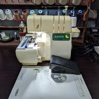 brother - 【LED整備済み】ベビーロック 糸取物語 BL241 糸付き 職業用 ミシン