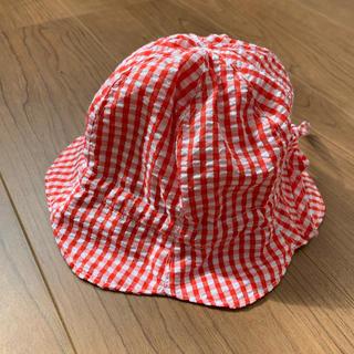 キッズズー(kid's zoo)の44cm 帽子(帽子)