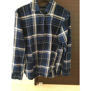 UNIQLO - ユニクロネルシャツ
