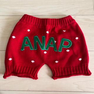 ANAP Kids - 可愛っ☆ANAPニットパンツ