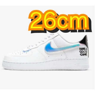 NIKE - エアフォース1 GOOD GAME 26cm air force 1 ナイキ