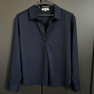 PLST - PLST  シャツ ブラウス  スキッパーシャツ スキッパーブラウス 新品未使用