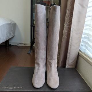PELLICO - PELLICO  SUNNY ペリーコ ロングスエードブーツ新品
