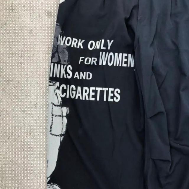 Yohji Yamamoto(ヨウジヤマモト)のヨウジヤマモト プールオム 17AW 抜染  バルーンパンツ メンズのパンツ(ワークパンツ/カーゴパンツ)の商品写真