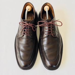 REGAL - REGAL リーガル 革靴 Uチップ 濃茶 25.5cm 除菌・消臭済み