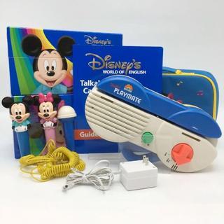 Disney - 2015年購入!両面デジタルトークアロング Q&A対応  ディズニー英語システム