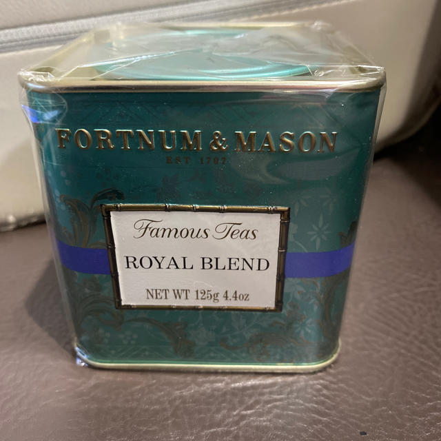 フォートナム&メイソン  ロイヤルブレンド 食品/飲料/酒の飲料(茶)の商品写真