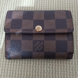 LOUIS VUITTON - LOUIS VUITTON ダミエ 財布