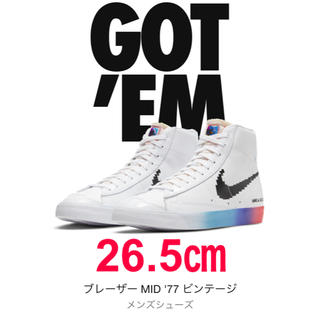 NIKE - 【Nike】Blazer Mid '77 Vintage Good Game