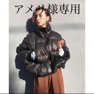アメリヴィンテージ(Ameri VINTAGE)のameri vintage ショート丈ダウン(ダウンジャケット)