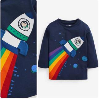 ネクスト(NEXT)の即日発送❣️ネクスト ロケットTシャツ 98(Tシャツ/カットソー)