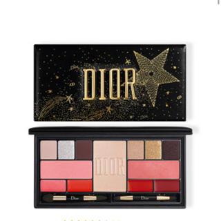 Dior - Dior 2020クリスマスコフレ アイシャドウパレット