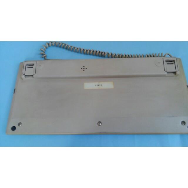 RICOH(リコー)のリコー製ワープロのキーボード動作未確認 スマホ/家電/カメラのPC/タブレット(PC周辺機器)の商品写真