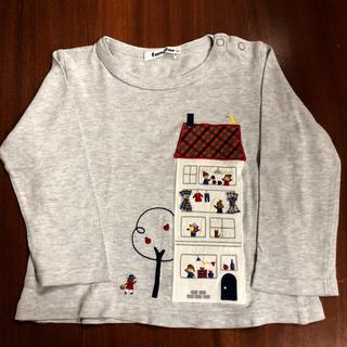 ファミリア(familiar)のファミリア ロングTシャツ(Tシャツ/カットソー)