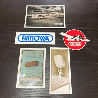 RIMOWA - RIMOWA 旧ロゴ シール 5枚セット