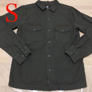 グラニフ(Design Tshirts Store graniph)のgraniph カーキシャツ S(シャツ)