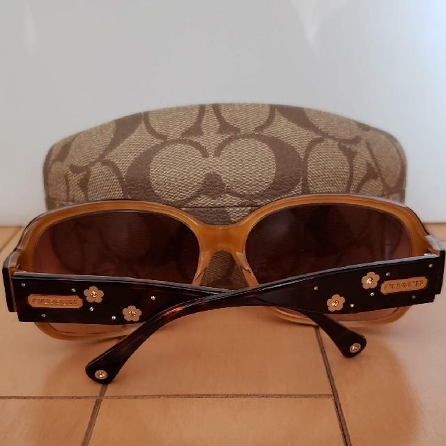 COACH(コーチ)のCOACHサングラス レディースのファッション小物(サングラス/メガネ)の商品写真