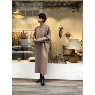 TODAYFUL - todayful Sleeve Slit Dress